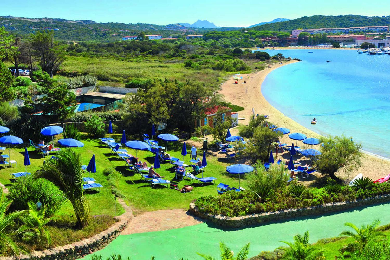 Park Hotel Resort - Baia Sardinia - Villaggi Mare Sardegna