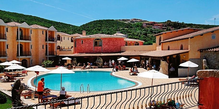 Club esse posada beach village palau villaggi mare for Hotel palau sardegna